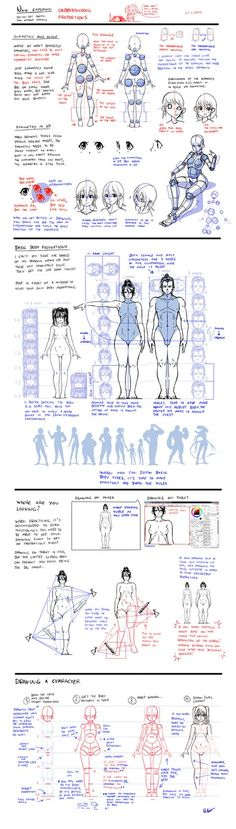 Ideas Drawing Body Proportions Character Design For 2020 Proportion Art, Drawing Body Proportions, Body Drawing, Anatomy Drawing, Beautiful Drawings, Cool Drawings, Drawing Sketches, Hair Drawings, Drawing Ideas