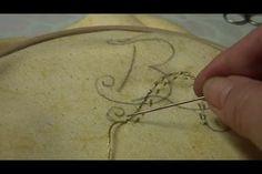 VIDEO: Monogramm sticken - so geht's