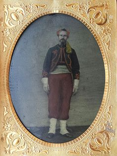 This view is identified as William Horrocks of Co. K and came directly from the family. William mustered into the 114th in early September of 1862. By the end of October he was promoted corporal and then to sergeant by March of 1863 He was eventually mustered out in late May of 1865 but not before a promotion to lieutenant.