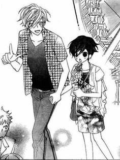tamaki and haruhi | insanephilophobia:br br Tamaki And Haruhi are just too cute.. photo 3