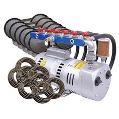 Rotary Vane Pond Aeration System - For Ponds Up To 6 Acres Pond Aerator, Water Quality, Ponds, Rotary, Koi