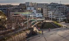 6395 http://sandman-kk.tumblr.com/post/157483119272 #Kanagawa #Japan #landscape #street #cityscape #suburbia #park #buildings #bridge #view #cityview #playground #instagrammers #photooftheday #photographers