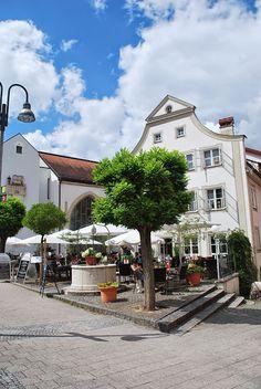 Eichstätt en Haute-Bavière - http://www.facebook.com/destinationbaviere