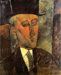 Cultura Universale: Alcuni ritratti di Modigliani (1884-1920)