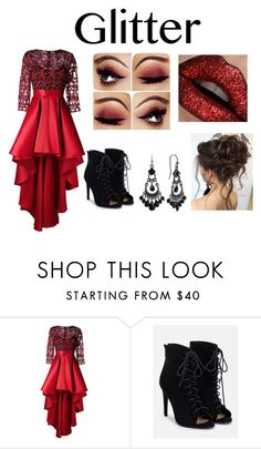 """""""Untitled #13"""" by stunnerchick ❤ liked on Polyvore featuring beauty, Christian Pellizzari, JustFab and 1928"""