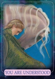 Oracle Card You Are Understood | Doreen Virtue - Official Angel Therapy Website Thank you archangel 8/1/17