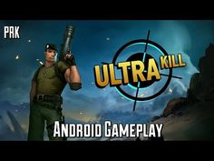 ULTRA KILL Android Gameplay / Partida de ULTRA KILL en Android - YouTube #android #androidgame #ultrakill #online #gaming #mobile