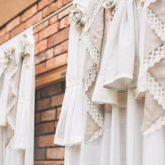 3 Loving Tips: Cafe Curtains Crafts drop cloth curtains wedding.Grey And Purple Curtains brown curtains modern.Curtains Ideas No Sew. Diy Blackout Curtains, Ruffle Curtains, Short Curtains, Ikea Curtains, Shabby Chic Curtains, Drop Cloth Curtains, Farmhouse Curtains, Vintage Curtains, Nursery Curtains