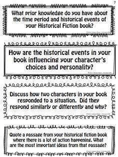 historical fiction essay writing Tanya landman's top tips for writing historical fiction the carnegie-shortlisted author of apache and buffalo soldier when writing historical fiction.