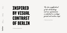 TT Berlinerins - Webfont & Desktop font « MyFonts