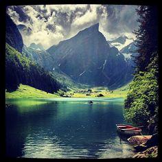 Ebenalp Appenzell #swissspots