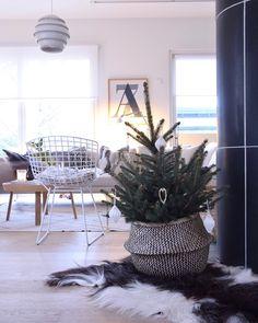Olohuone / Livingroom Room, Scandinavian interior, Christmas Decoration