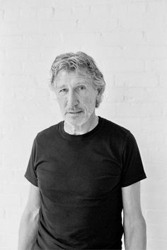 Roger Waters as photographed by Shawn Brackbill. Performing at the 12.12.12 concert im cREY