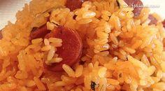 Por Chef Milani - Entre los platos que mas nos gusta comer (y repetir), esta el sabroso Arroz con Chorizo. Esperamos que esta receta les sea de su agrado.