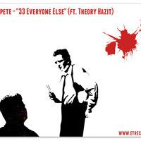 Soulpete - 33 Everyone Else (ft. Theory Hazit) by EtRecs on SoundCloud