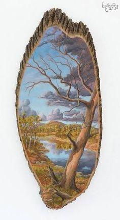 kütük üzerine resim pinterest ile ilgili görsel sonucu