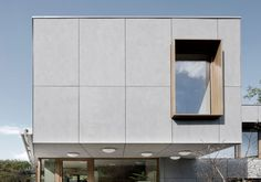 Private residence in Blanden (B) by HASA arch. EQUITONE facade panels. request a free facade sample @ equitone.com