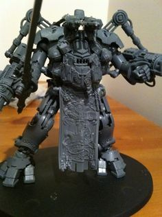 My sergeant telion conversion. (Added Belial & Dreadknight) - page 1 - Conversions, Modelling and Terrain - 40K Online