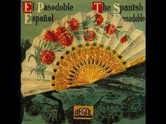 ▶ Banda Municipal de Madrid El Pasodoble Español (LP) Completo - YouTube