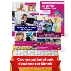 Óvodavezetők kedvence csomag ajándék plakátnaptárral Portal
