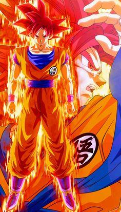 Goku buscar con google dragon ball dragon ball - Sangoku super saiyan god ...