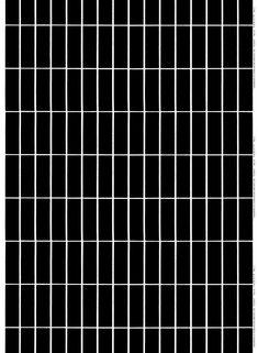 "Marimekko's founder Armi Ratia designed the Tiiliskivi print featured on this heavyweight cotton fabric. The graphic Tiiliskivi print, which translates to ""Brick"" in English, was created in Please order carefully. Marimekko Fabric, Types Of Curtains, Large Prints, Bold Prints, Fabric Online, White Fabrics, Printing On Fabric, Print Patterns, Print Design"