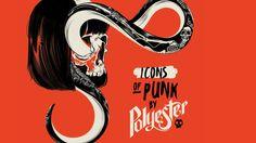 La grosse claque visuelle de la semaine E135 : Icons of Punk
