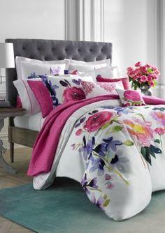 Bluebellegray twin comforter set on Mercari Full Comforter Sets, Duvet Sets, Floral Bedspread, Floral Comforter, Home Bedroom, Bedroom Decor, Bluebellgray, King Duvet Set, Guest Bedrooms