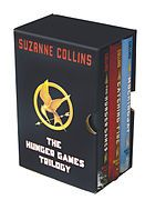 Hunger Games trilogy... tied with Harry Potter for best series ever!