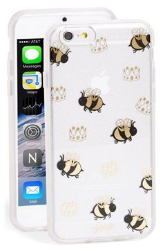 Sonix 'Queen Bee' iPhone 6 & 6s Case (Nordstrom Exclusive) available at #Nordstrom