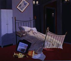 DEXTER DALWOOD http://www.widewalls.ch/artist/dexter-dalwood/ #painting #prints