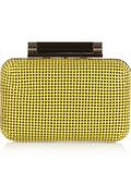 diane von fürstenberg lemon clutch - summer love