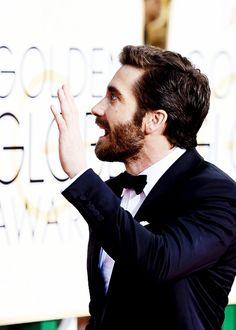 Jake Gyllenhaal • 2015 Golden Globes