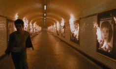 Denis Lavant in The Lovers on the Bridge (Leos Carax, 1991)