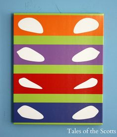 Tales Of The Scotts | DIY, Childrenu0027s Crafts, Home Decor: Ninja Turtle Room