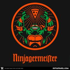 Ninjagermeister - Collection Image - RIPT Apparel