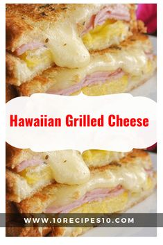 Hawaiian Grilled Cheese A Latte Food I love a good classic grilled cheese Sometimes you can t b Hawaiian Grilled Cheese A Latte Food I love a good classic grilled cheese Sometimes you can t b Julie Wittkowski yourchefjules nbsp hellip Cheese sides Ultimate Grilled Cheese, Grilled Ham And Cheese, Grilled Cheese Recipes, Grilled Cheese Sandwiches, Hawaiian Sandwiches, Grill Cheese Sandwich Recipes, Steak Sandwiches, Queso, The Best