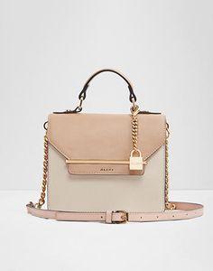 Gismondi beige/taupe by Aldo Shoes - Main Luxury Purses, Luxury Bags, Luxury Handbags, Mochila Adidas, Trendy Purses, Aldo Bags, Girls Bags, Casual Bags, Crossbody Bag