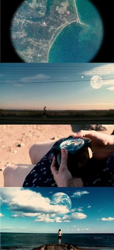 Another Earth. Best movie I've ever seen! beautiful and touching..hits you righttt in the feels! Brit Marling <3