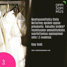 Luukku 3. Oppisopimus voi viedä sinut pitkälle! Tutustu mahdollisuuksiin osoitteessa oppisopimus.fi.