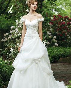 https://flic.kr/p/Bnjppy | Trouwjurken | Wedding Dress, Wedding Dress Lace, Wedding Dress Strapless | www.popo-shoes.nl