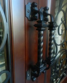 Wrought Iron Door Pull Handles 644 x 800 · 269 kB · jpeg