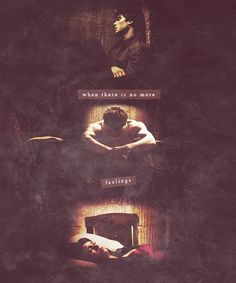 Damon ~ Stefan ~ Elena - Because every vampire must eventually spend their time locked away in the basement so they can try to be turned good only for them to eventually escape anyway. lol