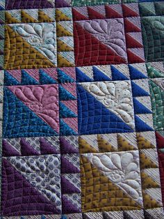 Borderline Quilter: Lady of the Loch???