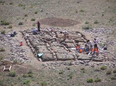 Lost Civilizations, Found by Drones in Archaeology & Antiquity curated by Robin Sowton