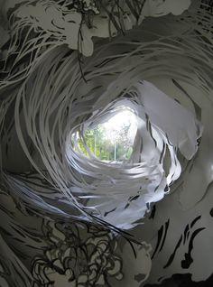 Whirlwind Paper Cutouts › Illusion