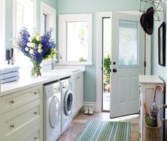 Sarah Richardson Design Ideas | Laundry & Mudroom Design | House & Home
