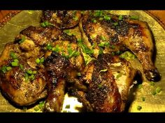 The Best Jamaican Jerk Chicken Recipe: Jamaican Jerk Chicken On The Grill - YouTube. Need to chsnge sugar to fit thm approved sugar