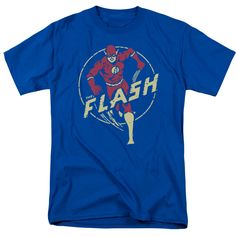 Flash: Flash Comics T-Shirt