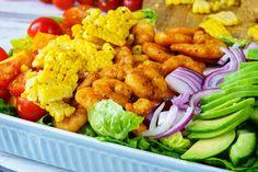 Nutritious Shrimp Avocado Salad Recipe